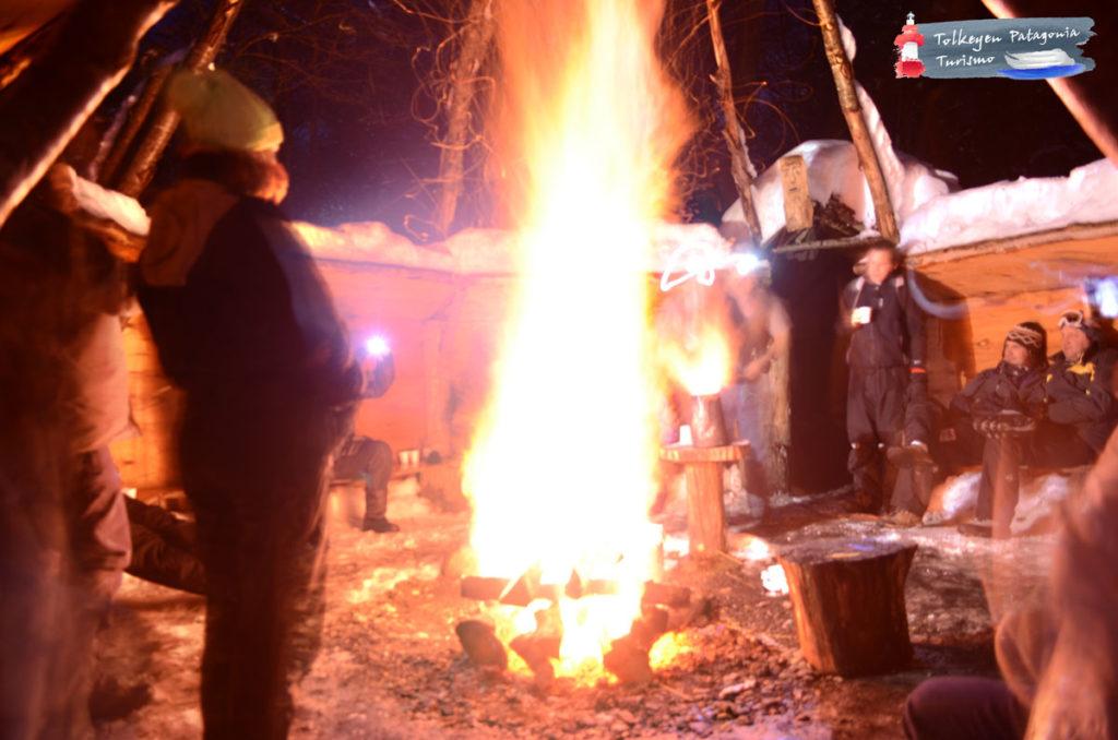 Experiencia Nieve y Fuego 8