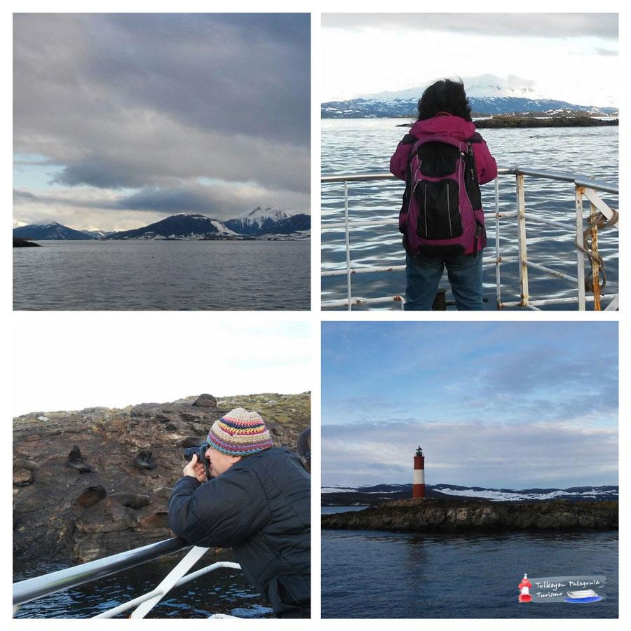 Navegación por el Mítico Canal Beagle Tolkeyen Patagonia Turismo