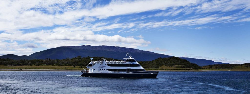 Canal Beagle Ushuaia Explorer Tolkeyen Patagonia Turismo