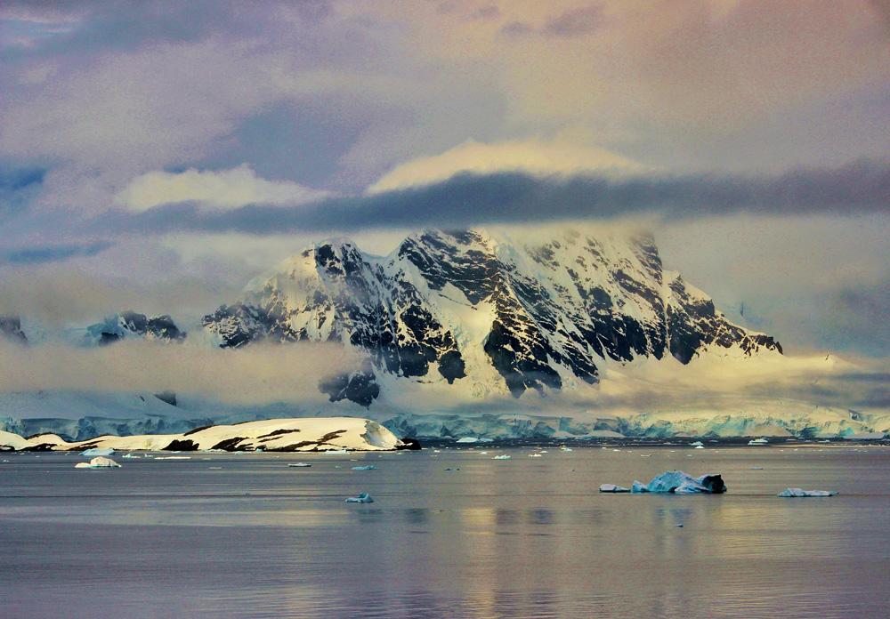 Hechos desconocidos de la Antártida