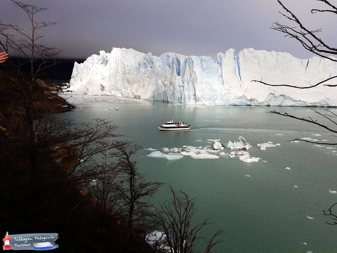 Glaciar Perito Moreno Tolkeyen