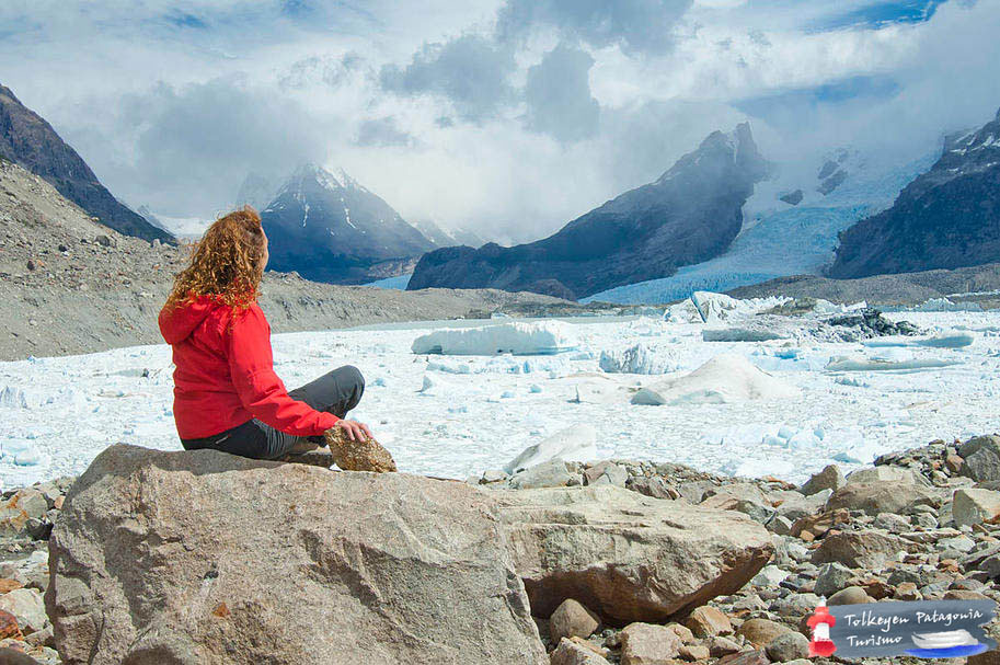 Glaciar Sur Tolkeyen