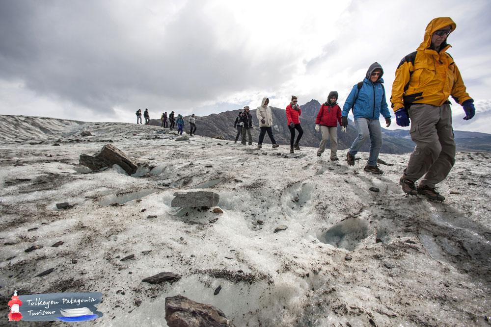 Glaciar Viedma Big Ice Tolkeyen