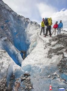 Glaciar Viedma Minitrekking Tolkeyen