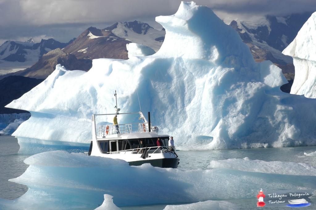 Navegación Témpanos Tolkeyen