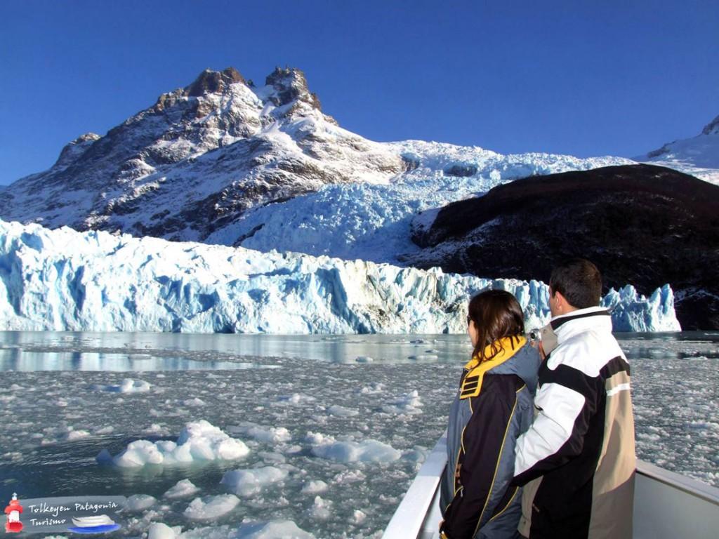 Glaciar Perito Moreno Tolkeyen Patagonia Turismo