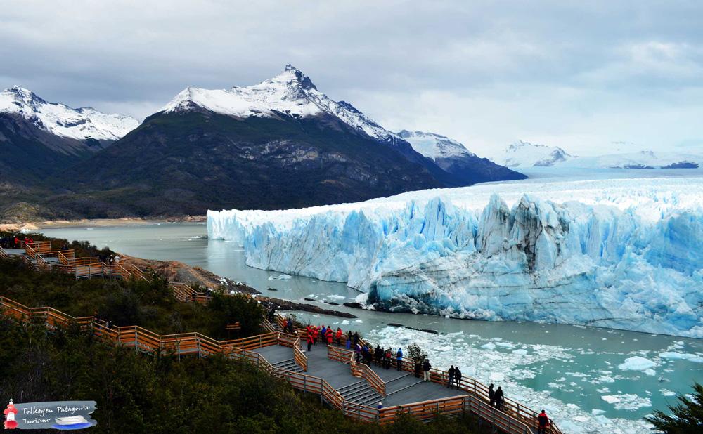 PN Glaciar Perito Moreno Tolkeyen Patagonia Turismo