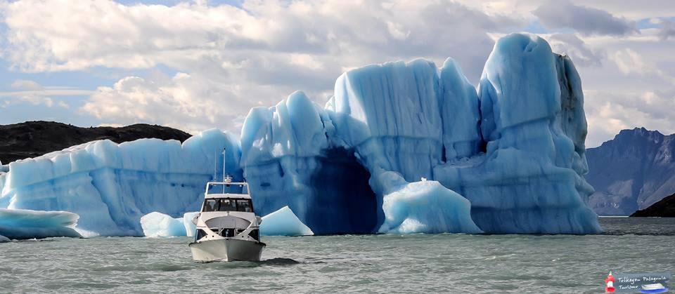 Tierra del Glaciares El Calafate Tolkeyen