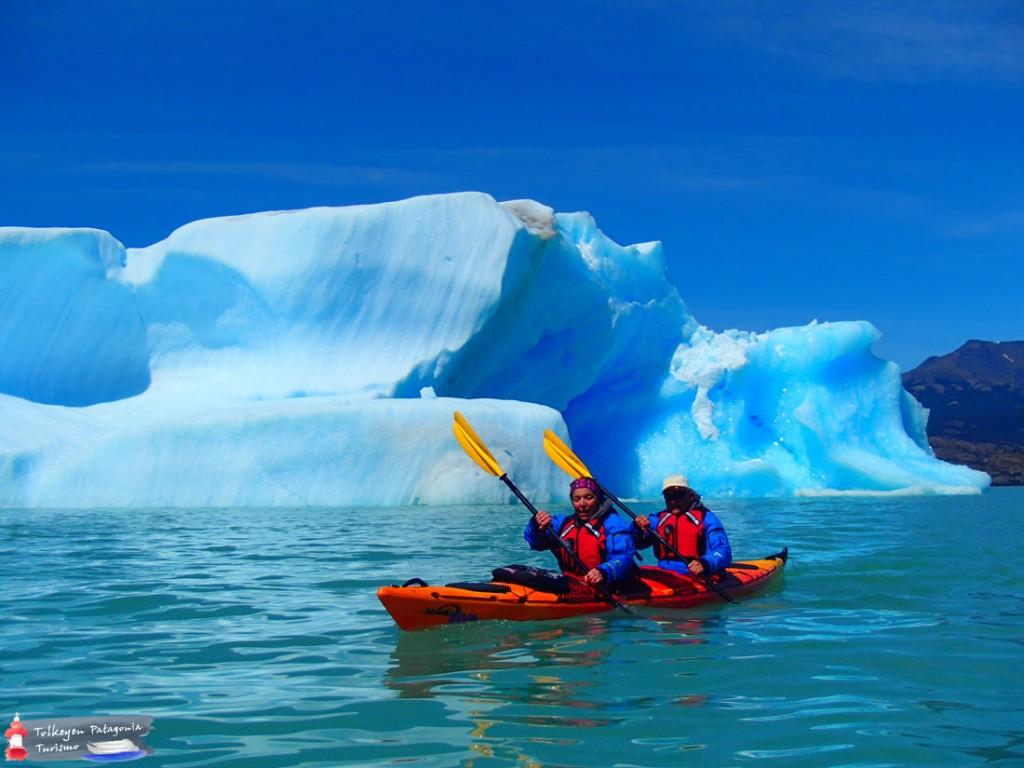 Upsala Kayac Tolkeyen Patagonia Turismo
