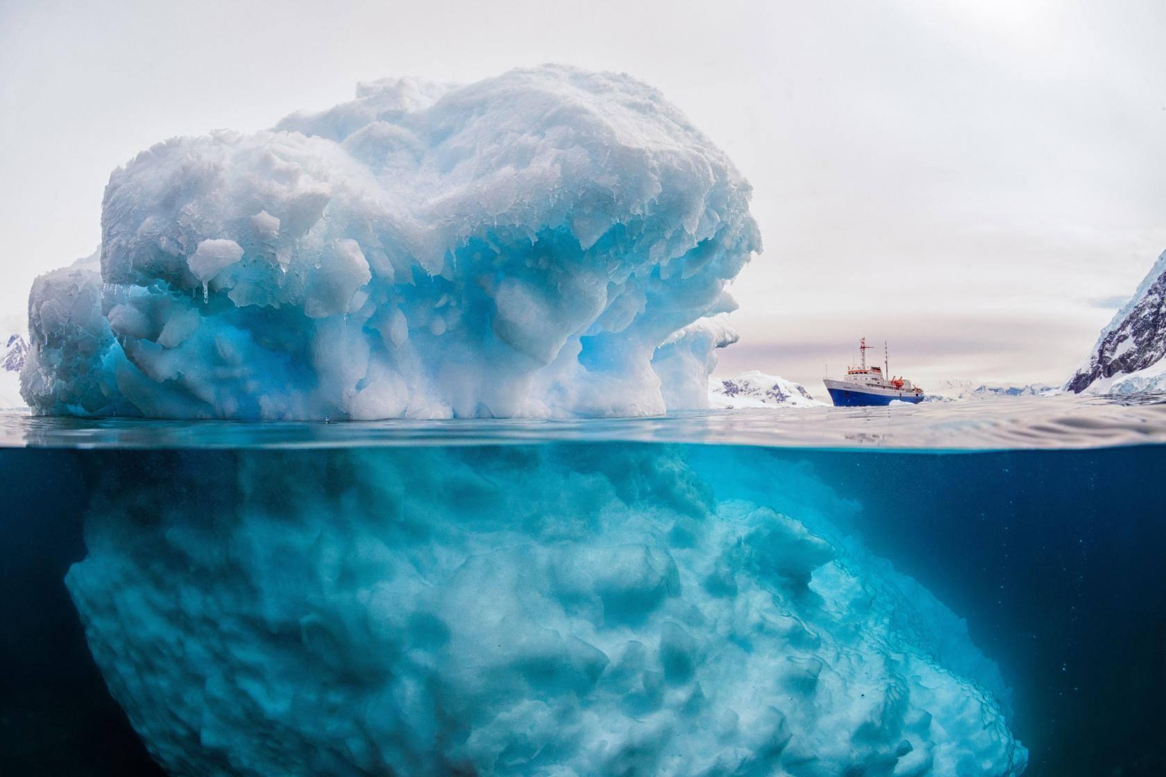 Foto de Rick Du Boisson publicada por Agenda Antártica