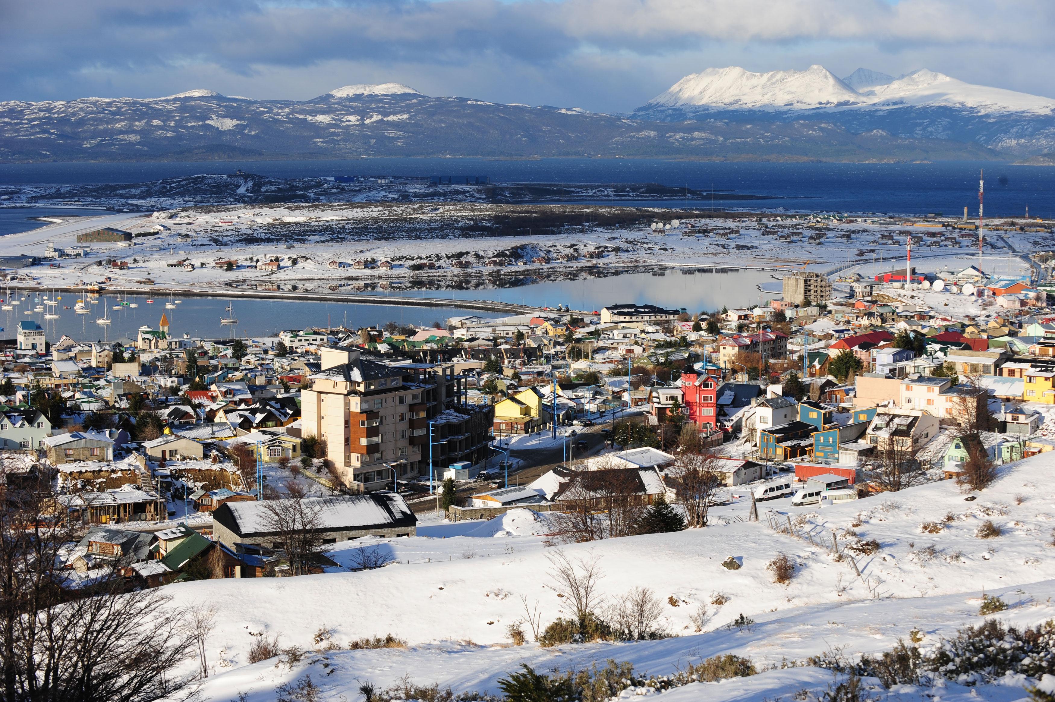 Tolkeyen patagonia turismo excursiones en ushuaia y calafate for Chimentos de hoy en argentina
