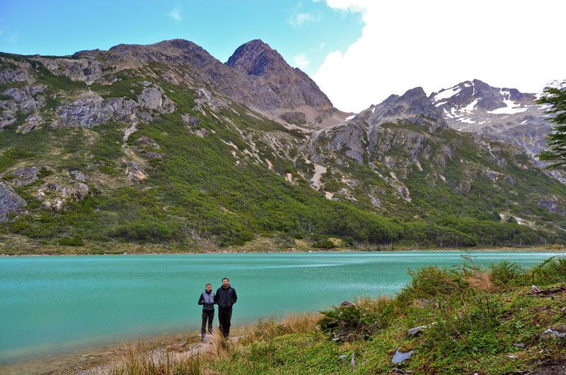 Visita a la Laguna Esmeralda