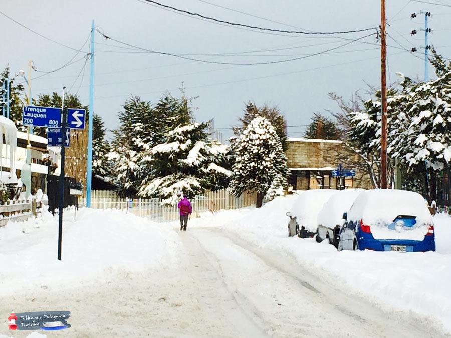 Invierno En Patagonia: Ushuaia En Invierno: ¡Llegó La Nieve!