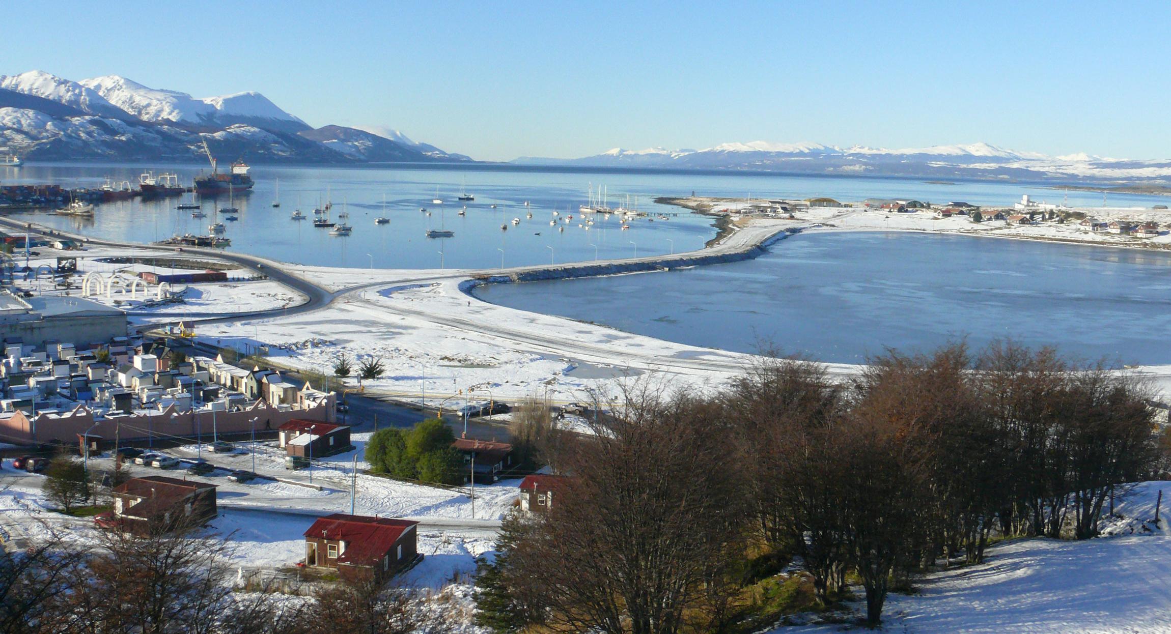 Invierno En Patagonia: ¿Cuál La Mejor época Para Visitar Ushuaia?